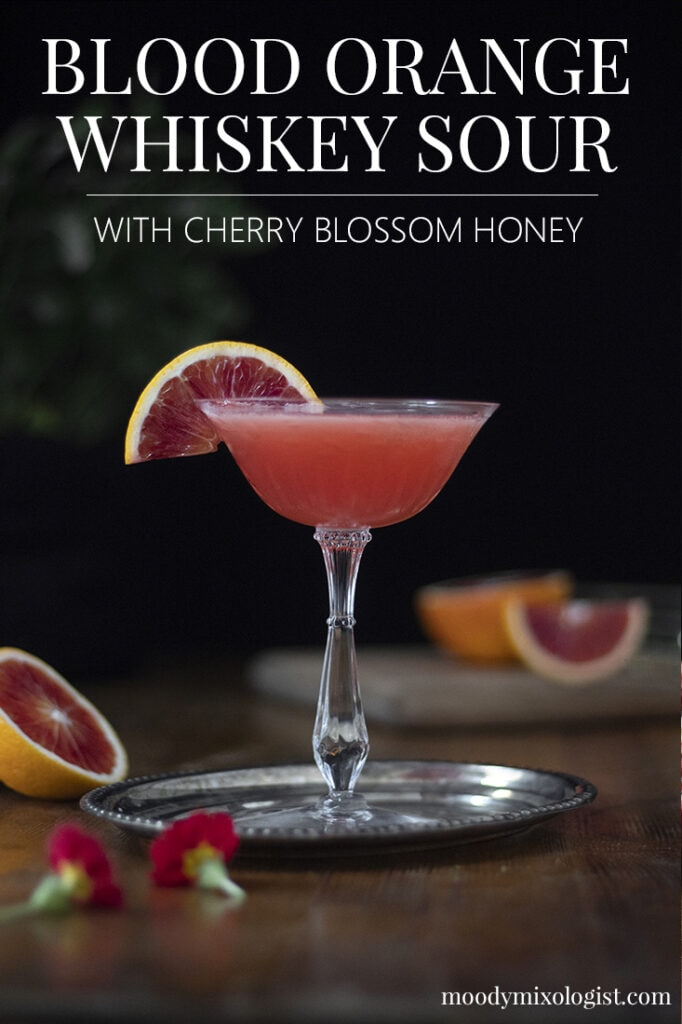 blood-orange-whiskey-sour-with-cherry-blossom-honey