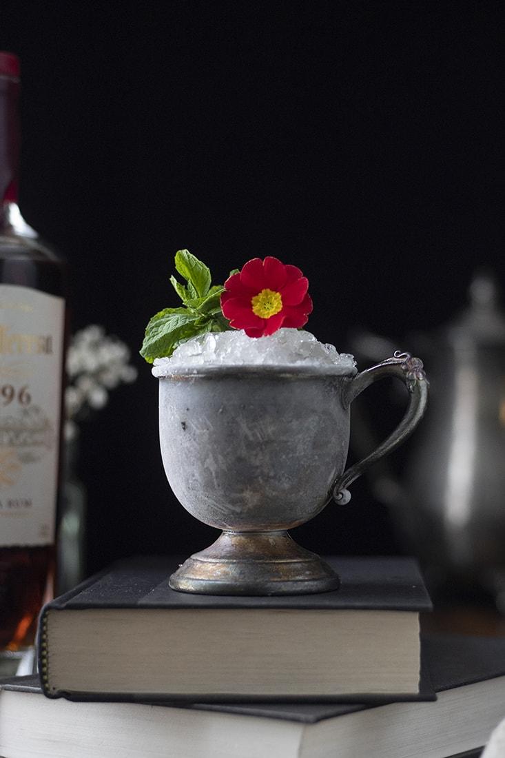 aged-rum-mint-julep
